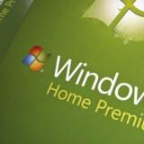Den amerikanske computerproducent Hewlett-Packard bringer nu det fem år gamle styresystem Windows 7 tilbage grundet »stor efterspørgsel«. Foto: Scanpix