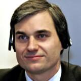 Oliver Haarmann fra kapitalfonden KKR træder ud af TDCs bestyrelse. Foto: Liselotte Sabroe, Scanpix