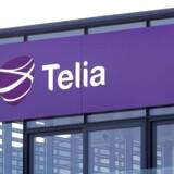 Fra i dag, 1. marts, fjerner Telia loftet på taletid. Nu er det dataforbruget, som kunderne skal vælge efter. Foto: Telia