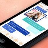 Appen Blink, der er udviklet til at sende beskeder, som sletter sig selv, er blevet købt af internetselskabet Yahoo.