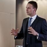 Bang & Olufsen offentliggør årsregnskab og topchef Tue Mantoni opdaterer selskabets strategi.