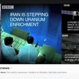 Både amerikanske og europæiske nyhedsmedier er begyndt at producere 15 sekunders ultrakompakte nyhedsudsendelser eksklusivt til de sociale medier. BBC kalder deres tjeneste »Instafax«. Foto: BBC