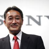 Sonys topchef siden april, Kazuo Hirai, har ikke så meget at smile ad for tiden. Nu er Sonys kreditværdighed igen blevet sænket. Arkivfoto: Yuriko Nakao, Reuters/Scanpix