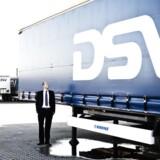 Administrerende direktør i DSV, Jens Bjørn Andersen.