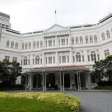 Det smukke hvide Raffles Hotel og kolonitidens højborg var de japanske soldaters mål, da de i 1942 overraskede englænderne og invaderede Singapore-øen fra landsiden.