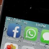 Det sociale netværk Facebook er ifølge Finacial Times i gang med at udvikle en ny beskedapp med det interne navn Slingshot.