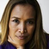 Somaly Mam blev interviewet og fotograferet til Berlingske, da hun udgav sin prisbelønnede bog på dansk i 2009.