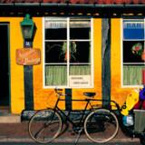 """Svanneke er en virkelig hyggelig by med eget bryggeri, glaspusteri og """"bolchefabrik""""."""