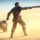 En typisk eftermiddag i ørkenen med »Mad Max«.