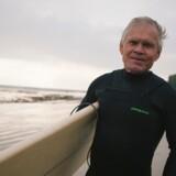 Rick Ridgeway fra firmaet Patagonia vil vænne forbrugerne til at købe mindre.