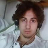 Boston-bomberen Dzhokhar Tsarnaev.