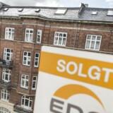 De københavnske ejerlejligheder er på blot en måned steget med 5,7 pct., viser tal fra ejendomsmæglerkæden Home. Dermed er priserne på lejligheder i hovedstaden på
