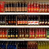 Selv om mange af sodavandene har deres smag fra andre kulturer, er det kun ti af mærkerne, John Nese importerer, de resterende 540 sodavandstyper bliver alle produceret i USA.