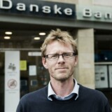 42-årige Jan Elleby er en af de kunder i Danske Bank, der håber, at den nye direktør vil være mere venligsindet i forhold til kundeservice.