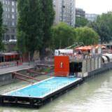 Jugendstilbadet Amalienbad fra 1926 er Det røde Wiens prestigeprojekt nummer et.