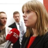 ARKIVFOTO. Socialdemokraternes Trine Bramsen er klar til at stramme kravene for kontrol med Nets.