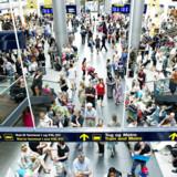Arkiv, Københavns Lufthavn, /RB/ Fagforeninger beskylder lufthavnen i Kastrup for at svigte de mange unge, der desperat søger en praktikplads En af landets største arbejdspladser, Københavns Lufthavn (CPH), har bare fem lærlinge og to kontorelever ud af i alt 2000 ansatte. (Foto: Claus Bech/Scanpix 2012)