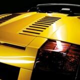 Den sorte Lamborghini Gallardo blev skiftet ud med en gul cabriolet, men det måtte Kenneth Schwartz Thomsens kone Jekatarina ikke opdage, har den krakkede matador forklaret i retten.
