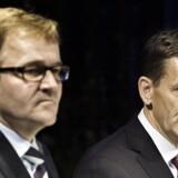 Bestyrelsesformand Ole Andersen valgte mandag at fyre ordførende direktør i Danske Bank, Eivind Kolding, som har haft bare halvandet år i spidsen for Danske Bank.