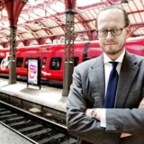 Adm. direktør i DSB, Jesper Lok