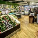 Fra september vil 20 fødevarer i Dagrofas butikker indgå i en ny »køb dansk«-kampagne. Hver gang danskerne putter varerne i indkøbskurven sender Dagrofa 50 øre retur til producenterne. Foto: Morten Dueholm