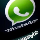 Ifølge amerikanske Whatsapp er der nu 430 millioner aktive brugere af chatappen.