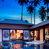 "Anantara Phuket Resort og Spa er nummer tre på Condé Naste Travellers årlige ""Hot List"" og ligger på Phuket i Thailand."