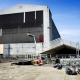 ARKIVFOTO. Ubetalt millionregning truer Eurovision Song Contest, der lige nu afholdes på Refshaleøen i København. Marts 2014
