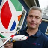Jesper Rungholm, Danish Air Transport, Vamdrup.