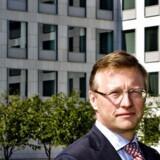 Mærsk-topchef Nils Smedegaard Andersen forudser, at den hidsige priskrige på markedet for containerfragt vil løje af.