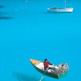 Det er vand, som drømme er skabt af - vandet i Bay of Fires.