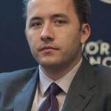 Drew Houston, topchef for Dropbox.