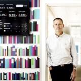Jørgen Balle Olesen er adm. dir og stifter af Saxo.com.