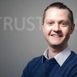 Peter Holten Mühlmann, direktør Trustpilot.