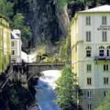Floden gennem Bad Gastein.