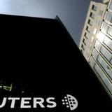 """Nyhedsbureauet Reuters """"hackede"""" sig ind til Topdanmarks regnskab før det var offentliggjort."""