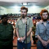 Nordmændene Tjostolv Moland og Joshua French får deres dom i dag.
