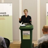 Ida Auken håber at flere virksomheder i fremtiden i højere grad vil bidrage til et Danmark uden affald.