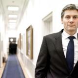 Tidligere kronprins i Danske Bank,Thomas Borgen bliver nu ny koncernchef.