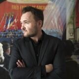Dan Jørgensen er pennefører på Socialdemokratiets syvende principprogram og skal finde balancepunktet mellem humanisme og hensynet til velfærdsstaten. Han er her fotograferet på Arbejdermuseet i København.