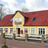 ARKIVFOTO: Gammel købmandshandel, Købmandsbutik i landsbyen Vrads, Årets Landsby 2012
