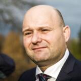 Søren Pape Poulsen, formand for De Konservative. Arkivfoto.