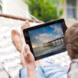 Tavle-PCer bliver mest brugt som bærbar underholdning og til lettere internetbaserede opgaver, og tilsyneladende har flere og flere fået dækket deres behov i, hvad de har købt. De har ikke brug for konstant at opdatere til nyeste model, så salget falder og falder. Arkivfoto: Shutterstock/Scanpix