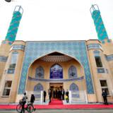 ÅRET I BILLEDER 2015- - Byggeriet af en ny 2100 kvadratmeter stor shiamuslimsk moské i Nordvest bliver indviet torsdag den 1. oktober 2015. Den nye moske Imam Ali Moske på Vibevej i København
