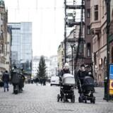 Arkivfoto: Babyboom og indvandring får Malmøs indbyggertal til at vokse. For seks år siden passerede den sydsvenske by 300.000 indbyggere. Nu bor der 320.000 i byen. Sidste år fik Malmø 5920 nye indbyggere.
