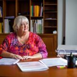 Ældreminister Thyra Frank glæder sig over, at landets kommuner nu har mulighed for at søge en pulje på 425 millioner kr.