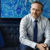 Stålsatte øjne - snart vil det blive klart, hvor meget udenrigsminister og LA-formand, Anders Samuelsen, vil satse for at nå sit mål om at få lettet skatten.