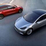 Tesla sælger stort i hele verden, men i Danmark er salget gået i stå.