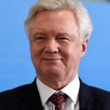 Arkivfoto. Udenrigsminister Anders Samuelsen (LA) får torsdag besøg af den britiske brexit-minister David Davis.
