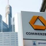Arkivfoto. Commerzbank. Foto: REUTERS / Ralph Orlowski